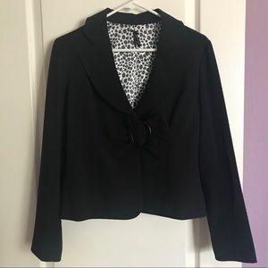 Lapis blazer. Only worn a few times!